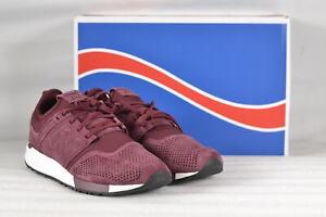 Men-039-s-New-Balance-Lifestyle-Sneakers-Burgundy