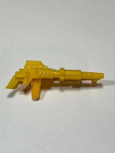 Gi Joe 1989 Artic Blast Gun Cannon Original Part