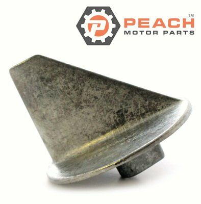 Mercury Mercruiser Alpha I Gen Sterndrives Anode Trim Tab Zinc 34127 Lower Unit