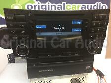 Mercedes Benz E-Class CLS-Class AM FM Tape CD Player A 211 827 12 42