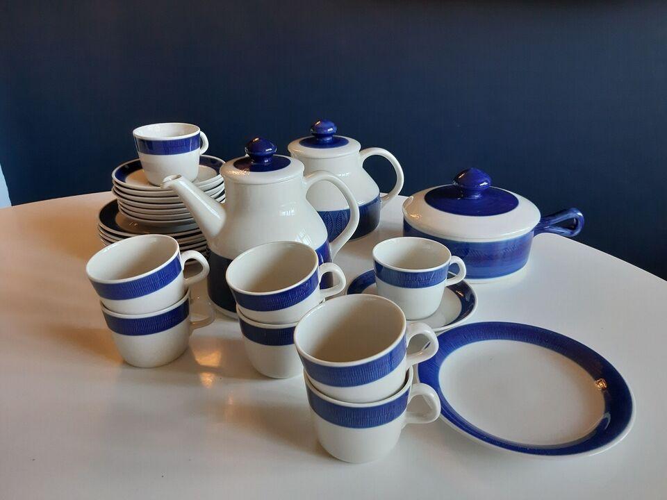 Porcelæn, Kaffe/ Testel, Rörstrand