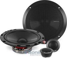 "Rockford Fosgate PRIME R1675-S 160W 6.75"" Component Car Stereo Speaker System"