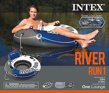 River Run I Inflatable Lake River Pool Lounge Float Floating Tube