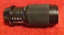 Vintage Minolta Rokinon MC Auto Zoom 1:4.5/4.8 f=80-250mm Macro Lens Attachment