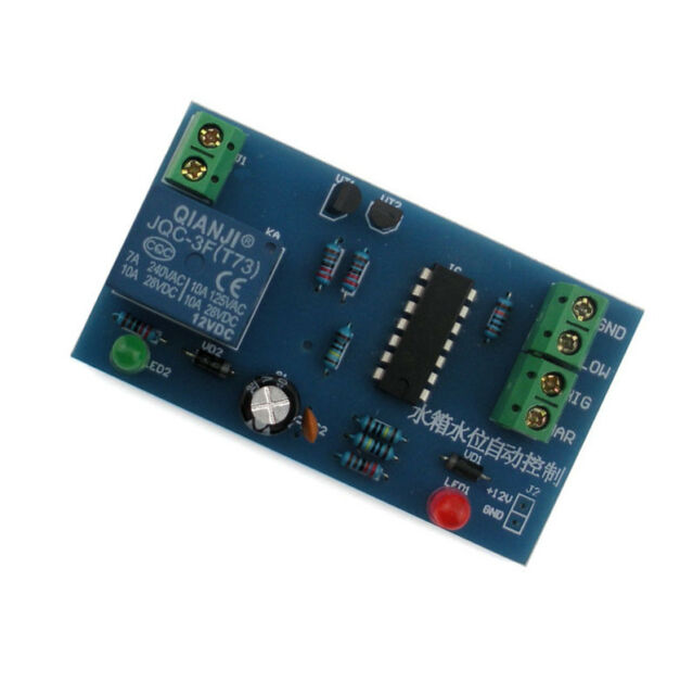 Water level automatic control Liquid level automatic controller diy