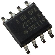 OPA2227UA Burr Brown Op-Amplifier 8MHz 2,3V/µs Dual Low Noise OpAmp SO-8 855967