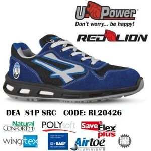 UPOWER-SCARPE-LAVORO-ANTINFORTUNISTICA-DEA-S1P-SRC-U-POWER-RL20426-RED-LION