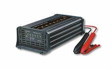 VMAX 15A 7-Stage 12V Smart Battery Charger Maintainer for FLA / SLA / AGM / GEL