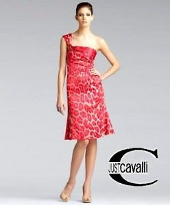 631fc80726 ROBERTO CAVALLI ~ Animal Print dress - size  S   40   AUTHENTIC Just ...