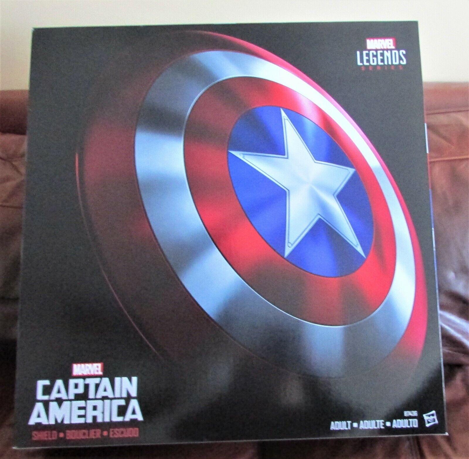 Marvel Legends Captain America Shield Authentic 24  Shield Marvel Legends Series