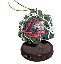 Auburn Tigers Christmas Ornament - Roll Toomers Corner Tradition Oak Trees Aday