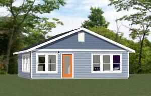 896 sq ft 28x32 House PDF Floor Plan 2 Bedroom 1 Bath Model 3M