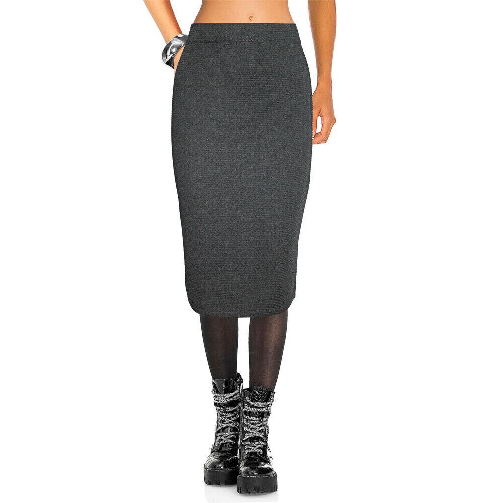 Select Stretch Jersey Fabric-Pattern Tube Skirt Skirt Hip Skirt NEW Size 38 40