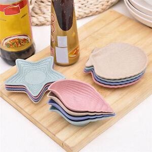 Wheat-Straw-Small-Plates-Food-Snack-Dish-Seasoning-Sauce-Eco-friendly-Plate