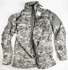 US Army Military Issue Digital ACU M65 Field Jacket Coat Medium Long ML NWT