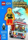 LEGO® CITY(TM) Rätselspass Feuerwehr (2016, Taschenbuch)