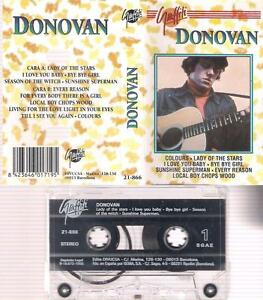 DONOVAN-Lady-of-the-stars-VERY-DIFFICULT-SPANISH-cassette-SPAIN
