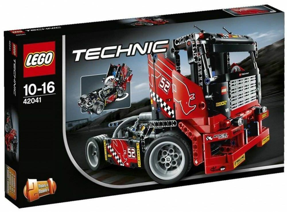 Lego - Collection Technic - Set 42041   Race Truck - Neuf New