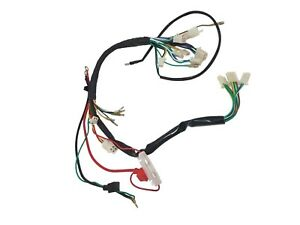 CHINESE ATV UTV QUAD 4 WHEEL WIRING HARNESS 50CC 70CC 90CC 110CC 2  HEADLIGHT | eBayeBay