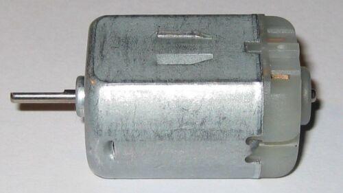 FC-280 w// Short D Flat Shaft Car Door Lock and Mirror Automotive Motor FC280PC