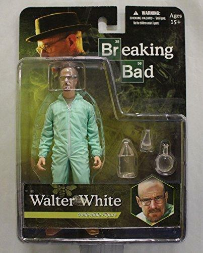 Breaking Bad-Walter White 6-inch Action Figure Bleu Hazmat Suit Meth masque gaz