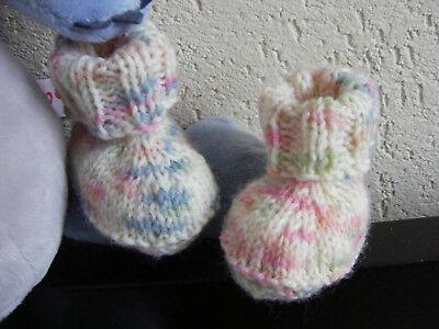 Babyschuhe Babystrümpfe Frühchen