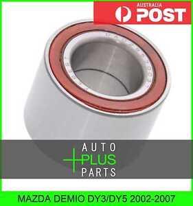 Fits-MAZDA-DEMIO-DY3-DY5-2002-2007-Rear-Wheel-Bearing-29X53X37