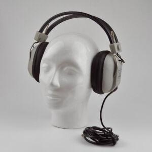 Monacor-MD-802-Stereo-Kopfhoerer-Vintage-Buegelkopfhoerer-Headphone