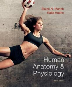 Human anatomy & physiology (9th edition) (marieb, human anatomy.