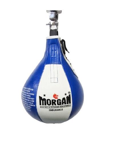 "MORGAN 12/"" SPEED BALL TRAINING PUNCHING BOXING  GYM MMA MARTIAL ART FITNESS"