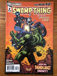 Swamp-Thing-3-DC-Comics-2011-NM-Scott-Snyder-The-New-52-Yanick-Paquette