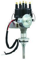 Sb Mopar Hei Eletronic Distributor Ready To Run Chrysler 273 318 340 360 V8