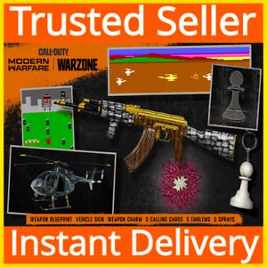 Call of Duty: Modern Warfare / Warzone / 18 Item Bundle DLC