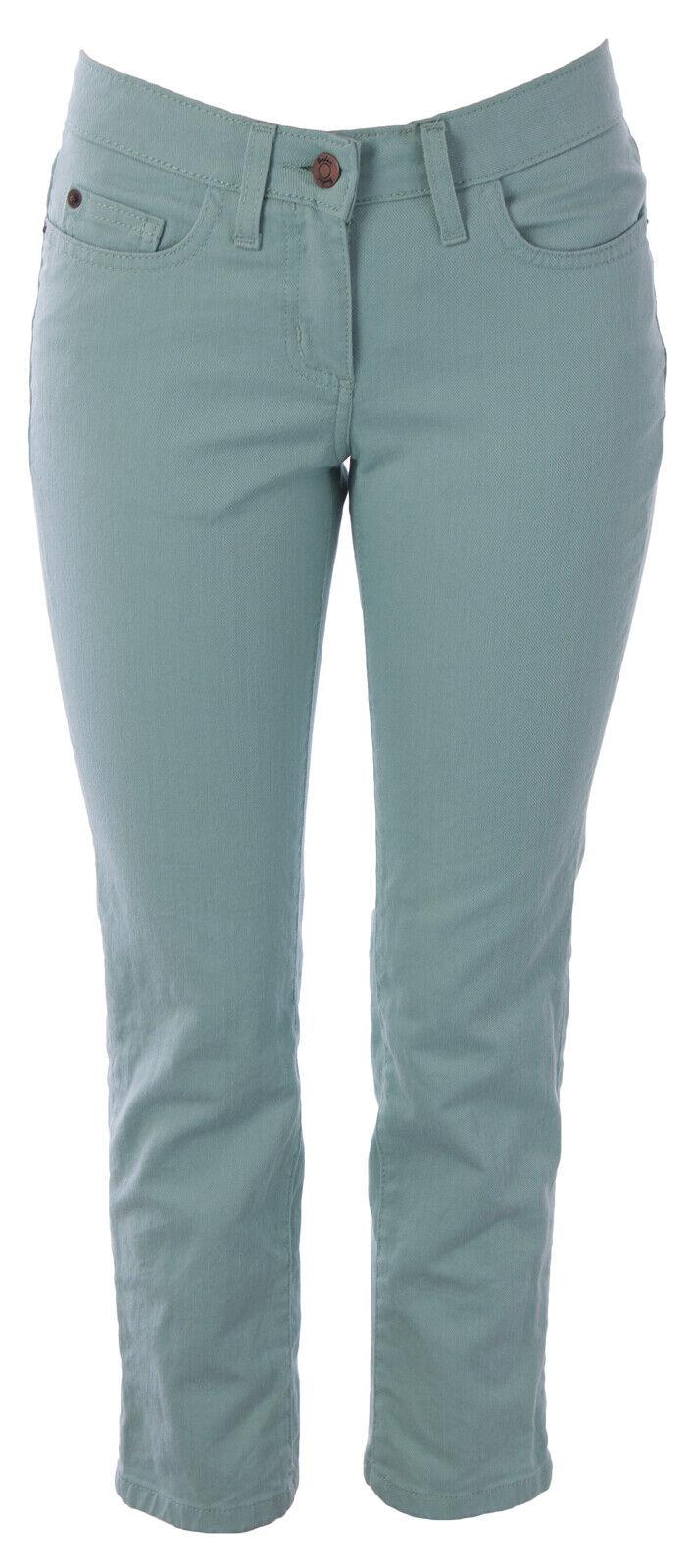 Boden Donna Melata Caviglia Snapper Jeans Wc095 USA Taglie