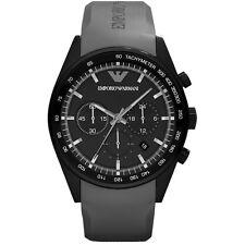 Emporio Armani Sportivo Quartz Black Dial Men's Watch AR5978
