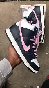 Nike Dunk High SB Shy Pink Men's Rare