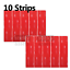 miniature 5 - 3M™ Double Sided Sticky Pad Strips, Strong Heavy Duty Mounting Adhesive Tape