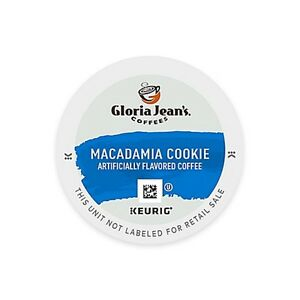 Gloria-Jean-039-s-Macadamia-Cookie-Coffee-Keurig-K-Cups-18-Count-Pack-DAILY-DEALS