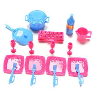 18-Pcs-set-Kitchen-Tableware-Accessories-for-s-Mini-Cup-Cutlery-Pot-FB