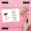 Personalised-Birthday-Invitations-Rustic-Party-Invites-30th-40th-50th-60th-70th thumbnail 5