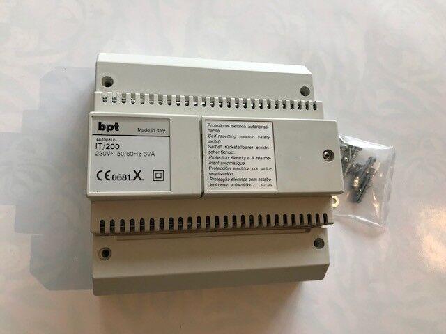 Teléfono Portero IT 200 interfaz para sistemas de entrada, 66400310