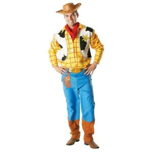 NEW Disney Toy Story Adult Woody Costume By Spotlight