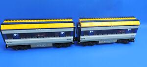 Lego-Trains-60197-Voiture-Moyenne-2-X-Bordcafe-Restaurant-Repas-Voiture