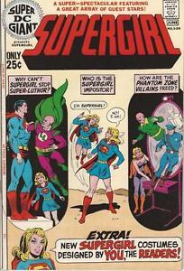 DC-Comics-Super-DC-Giant-1970-Series-S-24-FN-VF-7-0-Supergirl