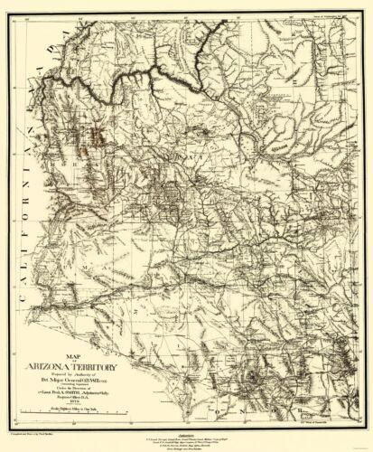 Riecker 1879-23 x 27.84 Arizona