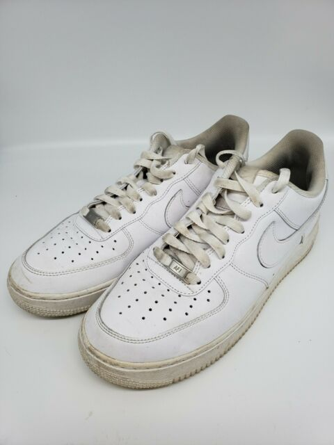 Size 10 - Nike Air Force 1 White