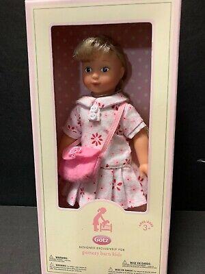 Pottery Barn Kids Mini Gotz Ashleigh Doll Toddler