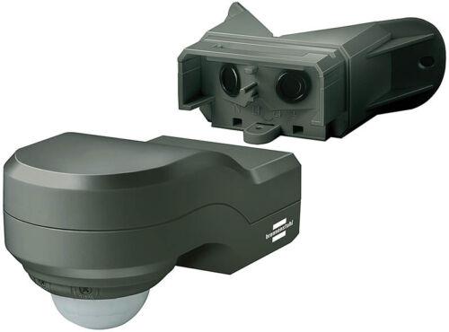 Brennenstuhl Corner PIR Motion Detector Movement Sensor Corner Anthracite Black