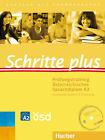 Schritte plus. Prüfungstraining Österreichisches Sprachdiplom A2 Grundstufe Deutsch 2 Z-Variante mit Audio-CD von Barbara Békési (2013, Set mit diversen Artikeln)
