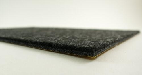 stark selbstklebend Filzplatte 150x210mm braun weiß schwarz grau 2-10mm dick